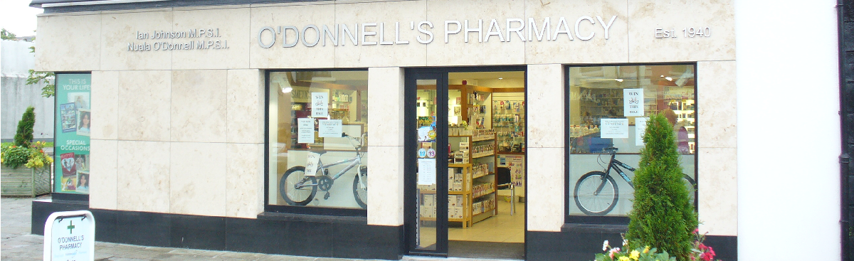 ODonnells Pharmacy Charlestown
