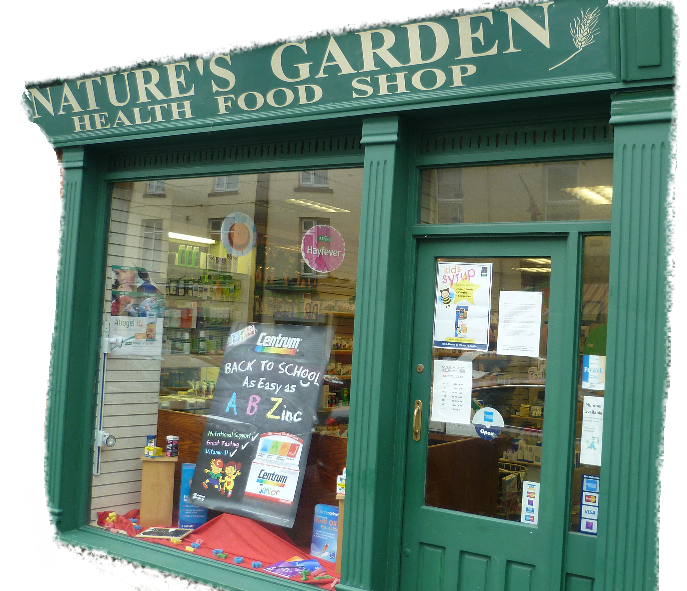 Natures Garden Health Food Shop Swinford