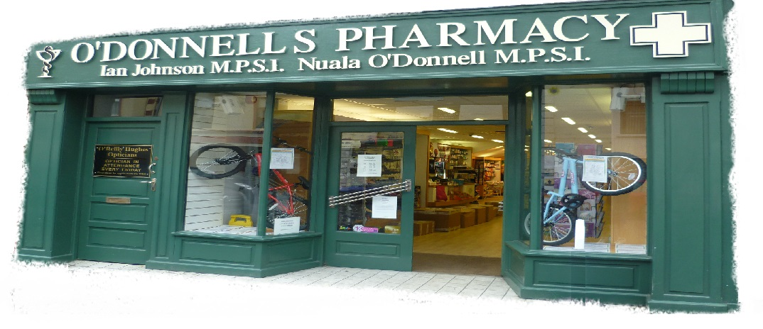 ODonnells Pharmacy Swinford Co Mayo